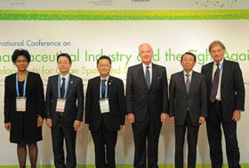 第2回製薬業及びアンチ・ドーピングに係る国際会議1